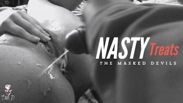 The Masked Devils: 6:55 AM Masturbation!