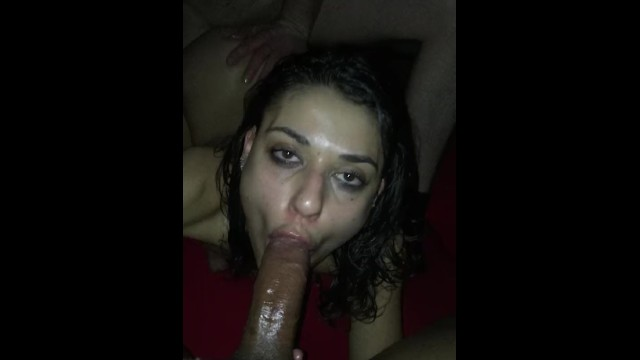 Latina Sloppy Toppy Bbc