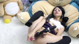 After School Studies with Jasmine Grey