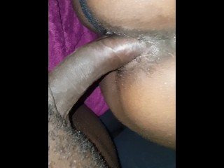 Why is her pussy so wet omg