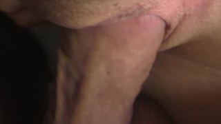 Huge stockings a all being new me over fucked cumshot after milked my in fucking huge