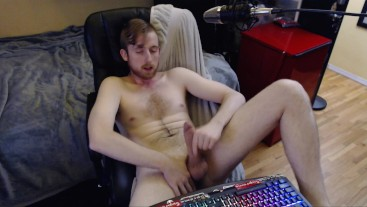 BWC LARGE UNCUT WHITE DICK NO CUMSHOT YOUNG CANADIAN CAM MODEL FREAKYKNIGHT