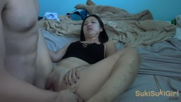 Green EYES Asian moans POV will make you CUM wmaf amateur couple