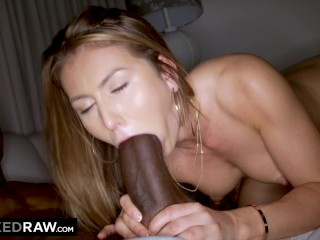 Sensual Sex With Wife BLACKEDRAW Girlfriend Cheats With BIGGEST BBC in The World