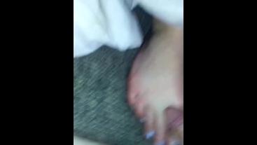 -foot rub