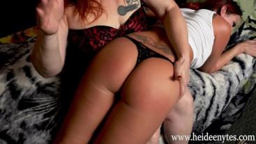 Lesbian Punishment Spanking Heidee Spankis Bella Again