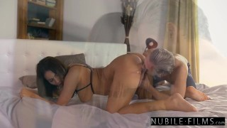 NubileFilms - Naughty Assistant Surprises Her Boss At Home S27:E30 Bollywood celeb