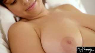 For sex artist her se busty model curvy nf seduces intense natural style