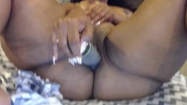Cherokee Fucking Herself Dildo