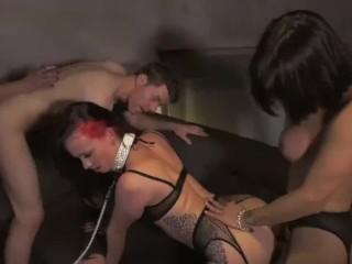 Shemale Fucks Girl Compilation part1