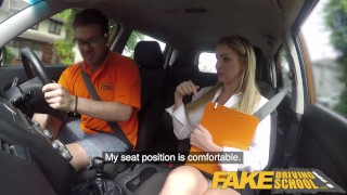 Fake georgie off school driving sex duty lyall bald hardcore