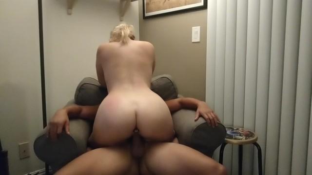 Pale Blonde Amateur Fuck