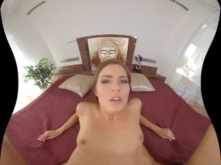 SexBabesVR – 180 VR Porn – Virtual Slave with Cindy Shine
