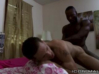 IconMale Hunk Black Dick Fucks His Sister's Straight Boyfriend