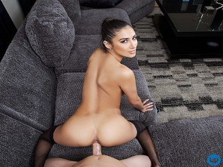 BaDoinkVR com GFE Lap Dance And Hard Fuck With Teen Gianna Dior