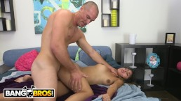 BANGBROS - Petite Teen Latina Sophia Leone Gets Fucked By Big Dick Stud