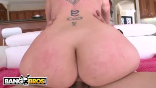 Ass of hard sara  part fucked bangbros big milf her gets jay huge milf
