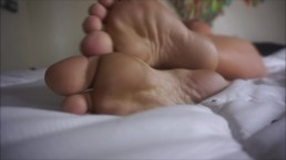 Foot Fetish JOI