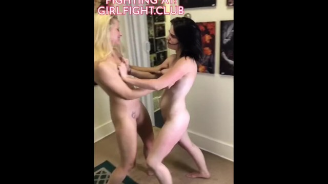 Nude female fights tube - Nude teen girls fight and punch nipples - girl fight club - sample 2