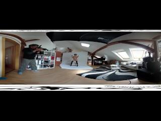 Angel Piaff 10 – Backstage before masturbation videos 3DVR 360 UP-DOWN