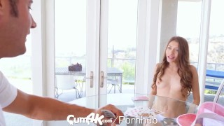 Cumk creampie dripping pounding multiple slim big