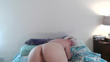 FinDom Puts Sub in Chastity & Makes Him Worship Her Ass