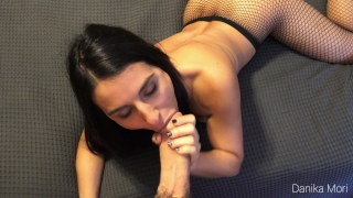 Until for horny punded holes me get creampie bad girl both masturbating gagging pov