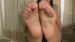 Jerk Off Instruction Ashley Sinclair Feet