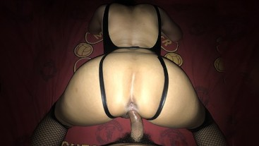35 YEAR OLD THAI MOM GIRL IN SEXY LINGERIA !!!!! (Fat Ass) 7
