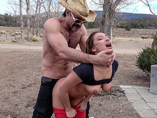 TOUGHLOVEX Davina Davis is a good submissive slut