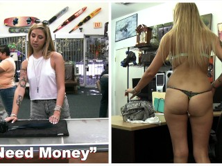 Brattybelle xxx pawn ryan riesling is desperate for money. Luckily, i am here to help, xxxpawn blonde perky tits tattoo petite