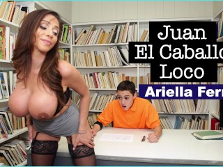 One Piece Tashigi Porn Fucking, BANGBROS- MILF Teacher ariellA FerrerA Helps Young Juan El Caballo L