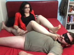 Smelly Foot Smothering