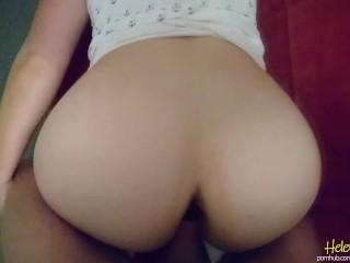 Tinder Buttplug Surprise Quickie