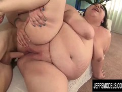 Passionate Plumper Bella Bendz Is Fucked Up the Ass with a Long Cock