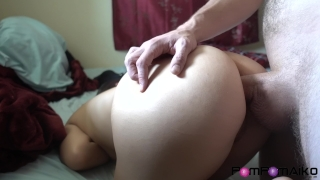 ANAL ONLY for THICK Asian amateur WMAF