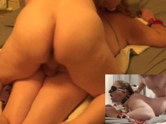 2018-10-03 - master gapes fuckmeat holes then breeds ass and cunt (4k, pip)
