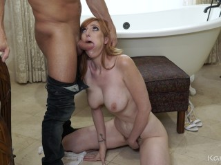 Sexy Piture Fucking, Firey Red Head With Hairy Pussy Lauren Phillips Fucks The Handy Man