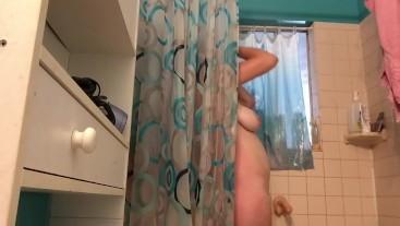 Teen Slut In Shower