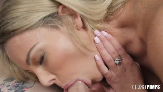 Babe and boob big fuck australian deepthroat isabelle love deltore cock to blonde sucking