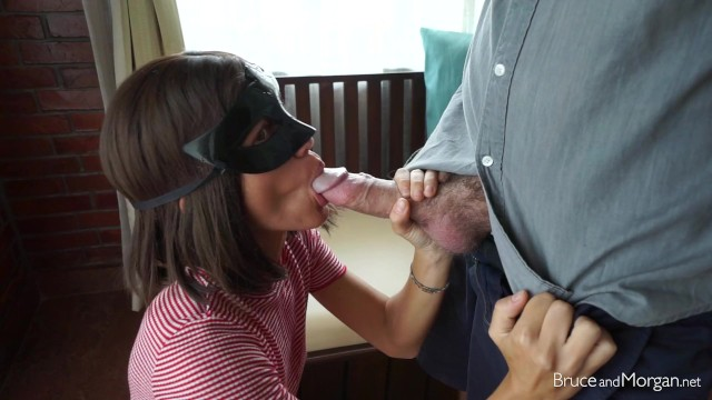 Stefani morgan blowjob clip - Piss and cum, blowjobs and sex - trailer bruce and morgan