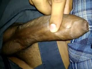 Indian mallu college long cock