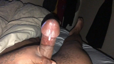 Big Head Thick Cock Cum Explosion