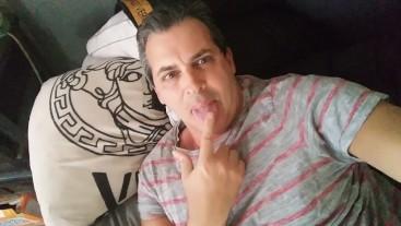 TRICKED Male Celebrity Cory Bernstein HOT DILF FINGERING Ass w HUGE CUMSHOT
