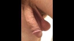 Swinging cock and balls for you