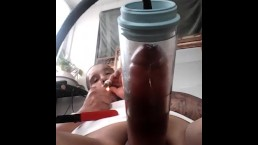 Smoking meth pumping COCK!!!!!