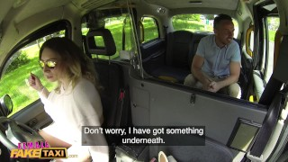 Female Fake Taxi Im sorry I fucked your wife Russian big