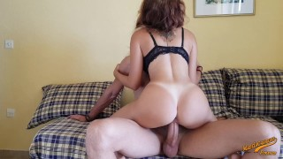Teen girlfriend with big natural tits is fucked in Greece Masturbation sex
