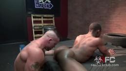 Cumming Inside Parker's Ass