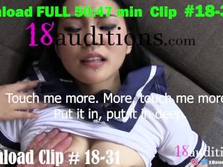 POV Rae Lil Black Schoolgirl w/ Japanese Language